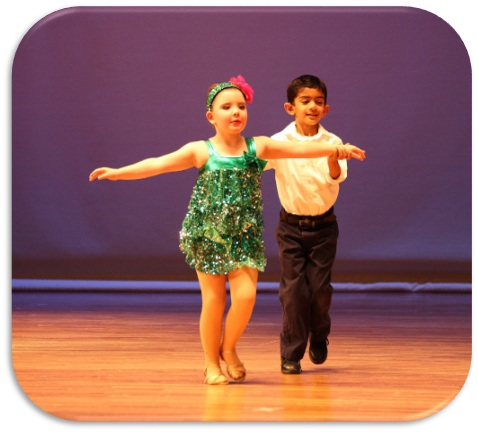 Children Dance Sport